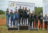 Vilniaus kalvose paaiškėjo Lietuvos orientavimosi sporto čempionai