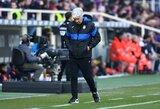 """""""Atalanta"""" treneris niršta ant """"Fiorentina"""" sirgalių: """"Jie yra kalės sūnūs"""""""