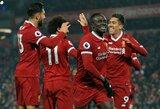 """Sėkmingai Čempionų lygoje rungtyniaujantys """"Liverpool"""" gerokai pasipildys biudžetą"""