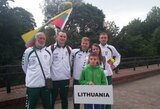 Europos baidarių ir kanojų slalomo čempionate lietuviai nepateko į pusfinalius