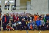 Baigėsi atviras Baltijos veteranų paplūdimio tinklinio čempionatas