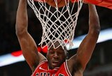 """Ant mirties slenksčio buvęs krepšininkas – atleistas iš """"Bulls"""""""
