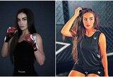 """Paauglystėje berniukus mušusi D.Avsaragova: """"Moterų MMA kovos daug agresyvesnės nei vyrų"""""""