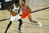 """""""Nuggets"""" pasikvietė """"Clippers"""" puolėją"""
