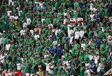 Mirė dar vienas Šiaurės Airijos fanas