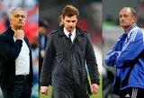 TOP10: darbo netekę treneriai, kurie už tai sulaukė didžiausių kompensacijų