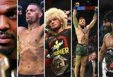 UFC prezidento naujų metų vizija ir svarbiausios MMA kovos, kurios įvyks arba mes norėtume, kad įvyktų 2020m.