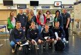 Pirmą Europos jaunimo plaukimo čempionato dieną lietuviai į finalus nepateko