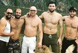 To dar nebuvo: UFC kovotojas iš Dagestano diskvalifikuotas iki gyvos galvos