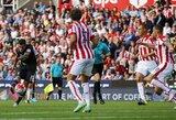"""Saldus revanšas: fantastiškas P.Coutinho įvartis parklupdė """"Stoke"""" klubą"""