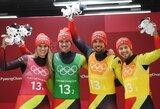 Vokietija dar labiau padidino savo persvarą medalių įskaitoje, olandai prarado antrą vietą