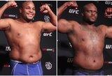 """""""UFC 230"""" svėrimai: D.Lewisas turės svorio pranašumą prieš D.Cormier, du kovotojai gavo pinigines baudas"""