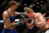 """""""UFC 208"""" - antras pagal susidomėjimą turnyras Niujorke"""