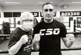 T.Fergusonas pradėjo dirbti su garsiu bokso treneriu F.Roachu
