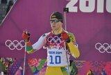 T.Kaukėnas ir N.Kočergina aplenkė Latvijos biatlono žvaigždes ir triumfavo Lietuvos čempionate