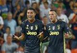 """""""Valencia"""" treneris: """"Ašaromis apsipylęs C.Ronaldo aiškino, kad nieko blogo nepadarė"""""""