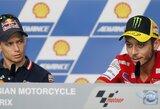 """V.Rossi: """"C.Stonerio pasitraukimas - didžiulė netektis čempionatui"""""""