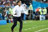 """Po pergalės pratrūkęs Kroatijos treneris: """"Neverkiu dažnai, bet dabar buvo gera priežastis"""""""