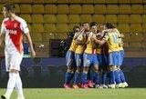 """""""Valencia"""" eliminavo """"Monaco"""" klubą, """"Malmo"""" žais Čempionų lygos grupių etape"""