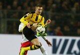 """Vokietijos """"Bundesliga"""": M.Reuso įvarčio nepakako """"Borussia"""" pergalei"""