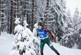 Lietuvės kukliai baigė pasaulio biatlono taurės sezoną
