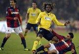"""""""Lazio"""" svečiuose ir toliau lieka be pergalių"""