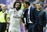 """Marcelo nesuprato J.Lopetegui sprendimo jį pakeisti rungtynėse su """"Girona"""" klubu"""