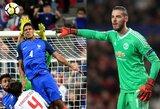 """Netikėtas posūkis: """"Manchester United"""" ir """"Real"""" gali apsimainyti žaidėjais"""