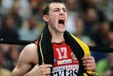 """Išskirtinis pagerbimas: Vilniaus krepšinio legendų marškinėliai pakils į """"Siemens"""" arenos palubes"""