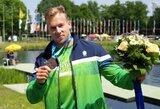 Dramatiškame pasaulio taurės finale A.Seja 0.006 sek. aplenkė planetos čempioną ir išplėšė bronzą! (papildyta)