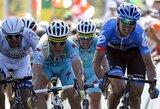 """Dviratininkas R.Navardauskas trečiajame """"Tour of Romandie"""" lenktynių etape finišavo 15-as"""