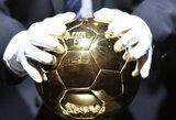"""Paskelbtas sutrumpintas kandidatų laimėti """"Ballon d'Or"""" sąrašas"""