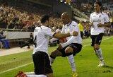 """""""Valencia"""" klubas atsirevanšavo AZ ekipai ir žengė į Europos lygos pusfinalį"""