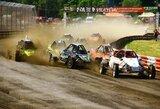 Birželį Vilkyčiuose vėl griaudės Europos autokroso čempionato etapas