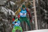 Rekordinis pasirodymas: Lietuvos biatlono rinktinė Europos čempionate – 4-a