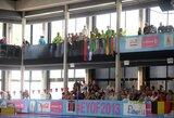 Plaukikė B.Sarapaitė Europos jaunimo olimpiniame festivalyje užėmė 14-ą vietą