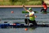 Keturi lietuviai pateko į pasaulio baidarių ir kanojų irklavimo čempionato pusfinalį (atnaujinta)