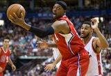 """P.Pierce'as karjerą baigs ne """"Clippers"""" gretose"""