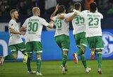 """Vokietijoje – """"Werder"""" pranoko """"Schalke"""""""