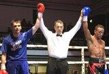 E.Paknys pergalingai debiutavo profesionalų MMA turnyre, D.Denikajevo serija profesionalų bokso ringe nutrūko