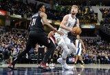 Gali sumažėti D.Sabonio kontrakto vertė ir NBA klubai svarstys brangiausių žaidėjų likimus