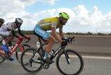 T.Vaitkus dviračių lenktynėse Alžyre finišavo ketvirtas