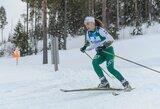 Sunkiausioje pasaulio čempionato rungtyje J.Traubaitė užėmė 5-ą vietą