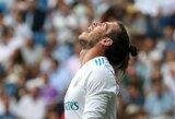 Kai nesiseka, tai nesiseka: į treniruotes sugrįžęs G.Bale'as vėl patyrė traumą