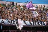 """Ketvirtoje Italijos lygoje atgimęs """"Palermo"""" pagerino lankomumo rekordą"""