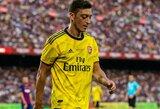 Londone nesaugiai besijaučiantis M.Ozilas veda derybas su MLS klubu