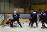 Lietuvos ledo ritulio čempionate – pirmoji VNA pergalė