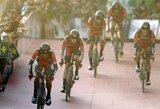 """G.Bagdono komanda prestižinių """"Vuelta a Espana"""" dviračių lenktynių starte – 18-a"""