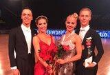 Lietuvos šokėjai prieš pasaulio čempionatą demonstruoja puikius rezultatus