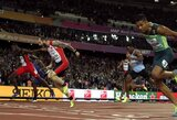 U.Bolto paliktą sostą pasaulio čempionate sensacingai užėmė Turkijos bėgikas